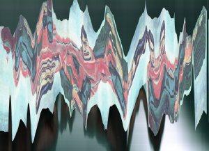 2007 - Al doilea spectru al lui Tristan Tzara dupa un tablou de Robert Delaunay