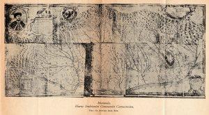 Muntenia. Harta Stolnicului Constantin Cantacuzino