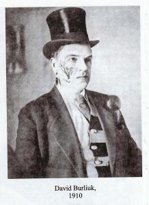 David Burliuk (1910)