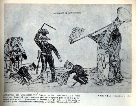 "Revista ""Bondarul"", anon., 1861"
