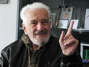 Sergiu Nicolaescu, Mai 2008, Foto: Andrei Ailenei