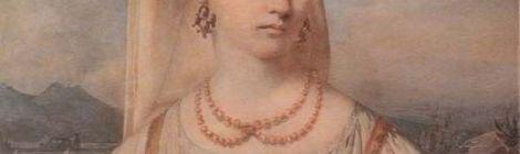 "P.N. Orlov, ""Portretul Sofiei Sollogub"" (cca. 1840)"