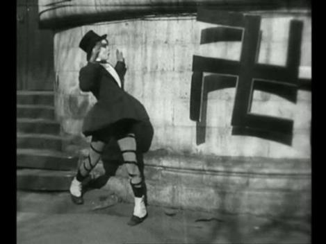 JURNALUL LUI GLUMOV / DNEVNIK GLUMOVA, URSS, 1923, a/n, mut, Ficțiune, Film experimental, R. Serghei M. Eisenstein, scenă din film