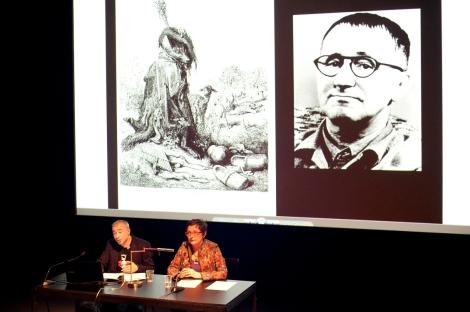 Chto delat? (Dmitri Vilenski & Olga Egorova), mumok kino, Viena, 2013, courtesy of Tranzit.org