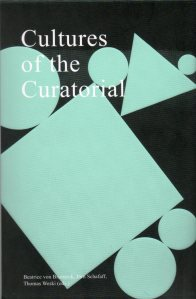 0.a. coperta Cultures of the Curatorial