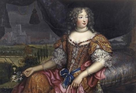 """""""Potretul Doamnei de Montespan"""", atribuit lui Pierre Mignard, cca. 1670"""