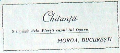 "Fig. 1: b) F. Brunea, Requiem (1927), poem fotografic, publicat în ""Integral"", Nr. 11, An. III, februarie-martie, p. 12."