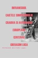 """""""Gherasim Luca. Originile discursului performativ"""", eseu publicat în volumul """"Infranegrul"""". Caietele simpozionului """"Craiova și avangarda europeană"""", Ediția I: Centenar Gherasim Luca, 6-7 decembrie 2013, Petrișor Militaru (coord.), Editura Aius, Colecția """"avangardă & transdisciplinaritate"""", [Craiova], 2013, pp. 125-139. Autori: Petrișor Militaru, Cătălin Davidescu, Petre Răileanu, Emil Nicolae, Nicolae Tzone, Florin Colonaș, Ionel Bușe, Isabel Vintilă, Alexandru-Ovidiu Vintilă, Maria Tronea, Roxana Ilie, Marius Cristian Ene, Ștefan Bolea, Igor Mocanu, Maria Dinu, Amca Șerban, Luiza Mitu."""