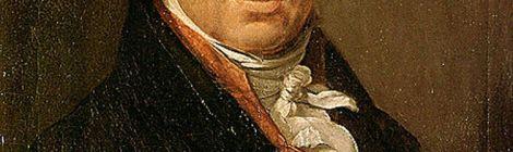 """Vasilii Andreevici Tropinin, """"Portretul scriitorului și istoricului N.M. Karamzin"""" (1818), ulei pe pânză, Galeria Tretiakov, Moscova"""