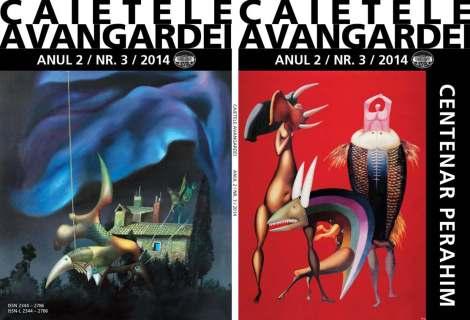 Coperta Caietele Avangardei 3-fara spatiu exterior