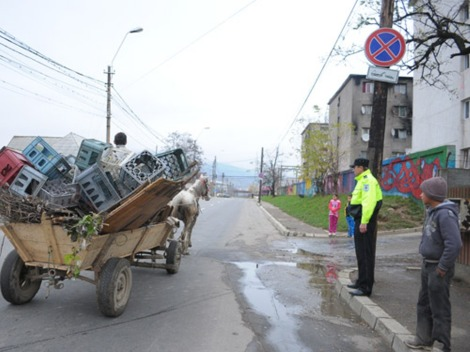 Str. Horea, Baia Mare, 2014. Credits photo emaramures.ro